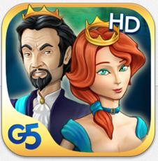 Wimmelbildspiel Royal Trouble kostenlos für iPhone, iPad und Mac