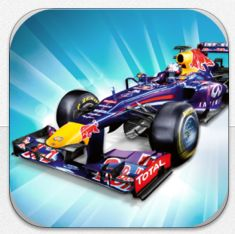 Red Bull Racers Icon