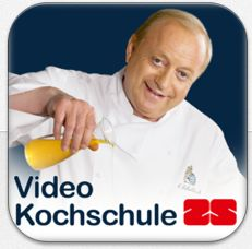 Schuhbecks Video Kochschule gerade gratis für iPhone und iPad