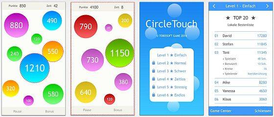 Circletouch Screenshots