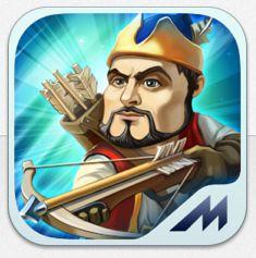 Melesta verschenkt drei Toy Defense Spiele für iPhone und iPad