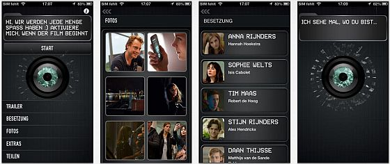 App - der Film Screenshots