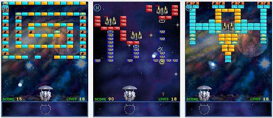 Meteor HD Screenshots