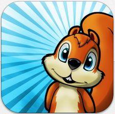 Nuts! für iPhone, iPod Touch und iPad nochmals verbessert und heute kostenlos im Download