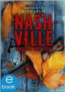 Cover von Nashville oder Das Wolfsspiel