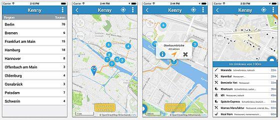 Kenny - der Stadtführer Screenshots