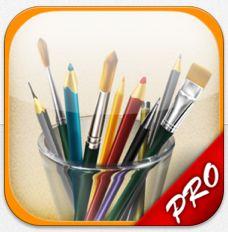 Mit dieser App gelingen Dir auf dem iPad tolle Zeichnungen und gemalte Bilder – jetzt gratis!