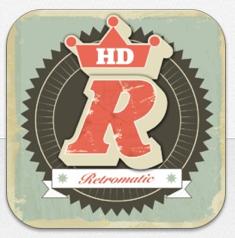 Mit dieser App gelingen Retro-Poster auf iPhone und iPad ganz einfach
