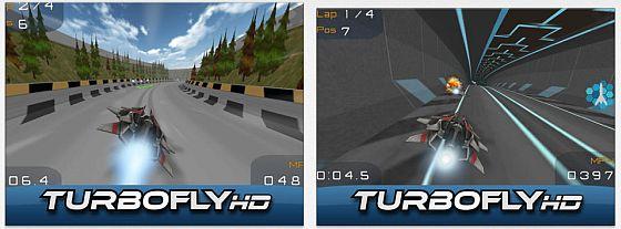 TurboFly HD Screens