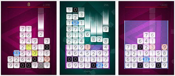 Nozoku Rush ist ein sauber gemachtes Zahlenkombinationsspiel mit zwei Spielmodi und zwei Schwierigkeitsstufen. Trainiert das Kopfrechnen ganz nebenbei.