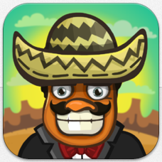 Erfolgsspiel Amigo Pancho zum Veröffentlichungsjubiläum kurzzeitig gratis für iPhone und iPad