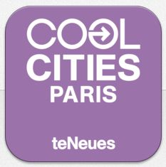 Cool Paris App Icon