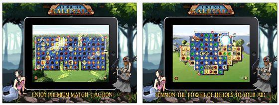 Heroes of Kalevala HD Screenshots