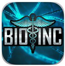 Heute mal ein ungesunder Tipp:  Bio Inc für iPhone und iPad bis übermorgen früh kostenlos