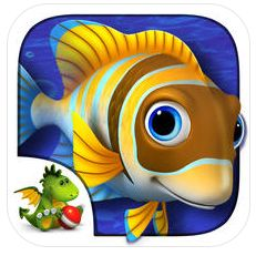 Playrix Fishdoms: Seasons under the Sea HD (Premium) kurzzeitig für das iPad kostenlos