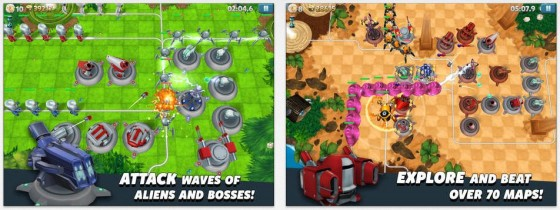 Tower Madness 2 Screens