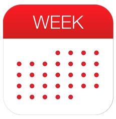 Die Wochenkalender-App gibt es kurzzeitig kostenlos für iPhone und iPad