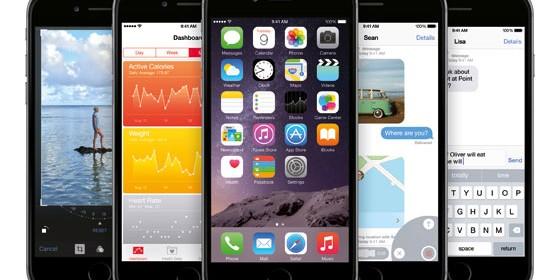 iOS 8.1 behebt mangelhafte WLAN- und Bluetooth-Verbindung und noch mehr