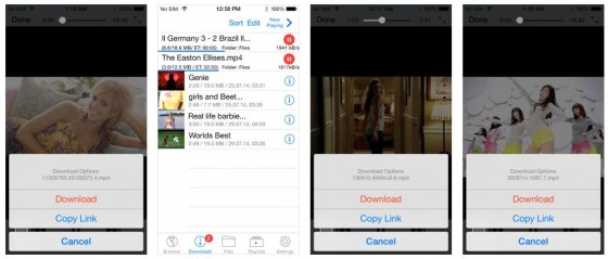 Die mit 4,5 Sternen von den Nutzern sehr gut bewertete App Video Downloader Super Premium hat alles an Bord, was man für den Offline-Videogenuss braucht.