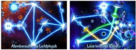 Ungewöhnliche Grafik, toller Sound und knifflige Rätsel zeichen God of Light aus. Dass man ständig Werbevideos ansehen soll, stört den positiven Gesamteindruck aber deutlich und passt auch nicht zur Konzeption des Spiels.