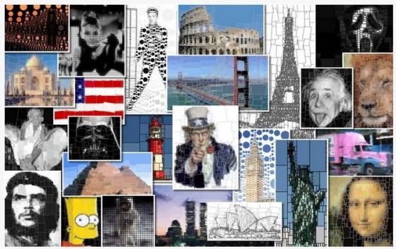 mosaic Screens