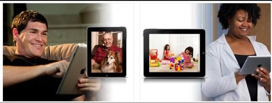 Mit Splashtop CamCam kann man über die Webcam auf dem iPhone oder iPad einen Raum überwachen.