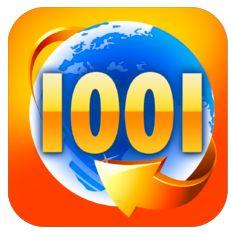 1001 Wunder der Welt – in einer App für iPhone und iPad