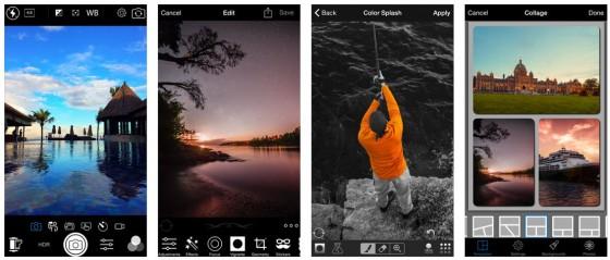 Die App ACDSee bietet das Foto-Komplettprogramm, aber nur, wenn Du auch alle In-App-Käufe runterlädst - heute sind die kostenlos.