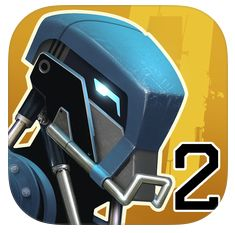 Roboterkämpfe in einer verwüsteten Welt – EPOCH.2 kurzzeitig kostenlos für iPhone und iPad