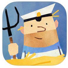 Fiete – ein Tag auf dem Bauernhof gerade kostenlos – Bestes Smartphone-Spiel 2014 für Kinder