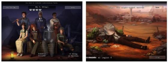 Am Besten spielt man die Episoden auf einem iPad. Es gibt zwar eine Lupenfunktion, aber das ist einfach komfortabler.