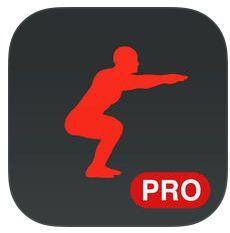 Trainingsprogramm für Kniebeugen: Runtastic Squats Pro Trainer bis morgen früh kostenlos