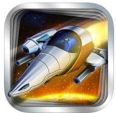 Weltraumkampfspiel Alpha Zero für iPhone und iPad bis übermorgen früh kostenlos