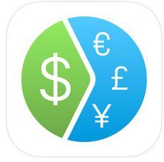 Einfach bedienbarer Währungsrechner für das iPhone heute gratis