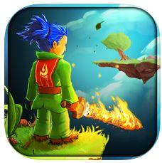 Jump-and-Run Spiel Swordigo für iPhone und iPad kurze Zeit kostenlos