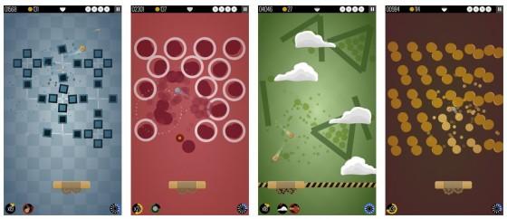 Anodia 2 knüpft an der Erfolg von Anodia mit 150 neuen Levels an. Ungewöhnliche Level sind das Markenzeichen dieser Apps.