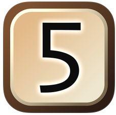 Brettspielumsetzung Five-O heute als Vollversion für iPhone und iPad gratis