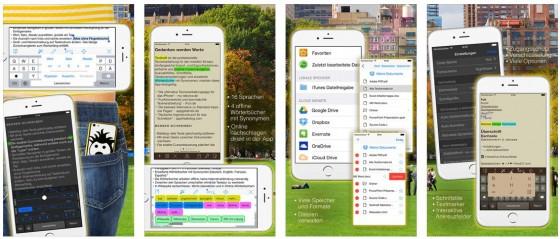 Textkraft Pocket bringt mit, was man für das Schreiben auf dem iPhone braucht - und funktioniert jetzt auch auf der Apple Watch.