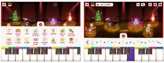 Mit Lily & Band können Kinder mit ihren Eltern und später auch alleine viel Spaß mit Musik haben - und ganz nebenbei auch das Spielen, die Noten und den Rhythmus lernen.