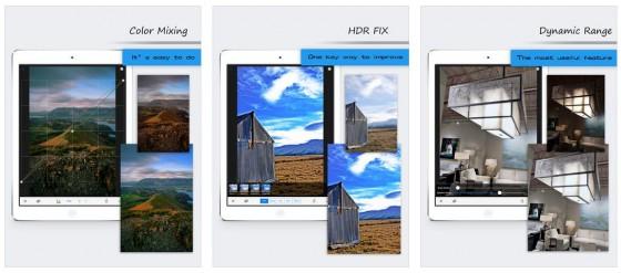 Photo Power ist eine vielseitige Bildbearbeitungs-App, mit der man sehr leicht Fotos verbessern oder verändern kann.