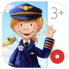 Faszination Flughafen als animiertes Wimmelbuch für Kinder heute kostenlos – sehr niedlich gemacht