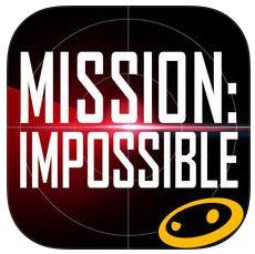 Mission Impossible: Rogue Nation für iPhone und iPad veröffentlicht