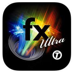 Photo fx Ultra Icon