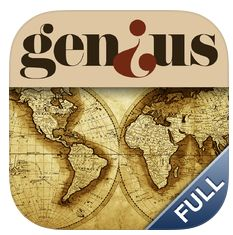Genius World History Quiz Icon