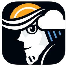 Die kostenlose Premium-Wetter App MORECAST ist eine Empfehlung