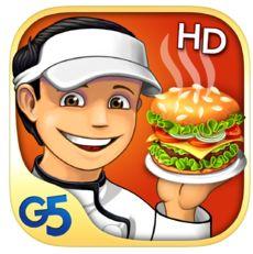 Gutes Fastfood-Restaurant-Managementspiel in der Vollversion für iPhone und iPad kurzzeitig kostenlos