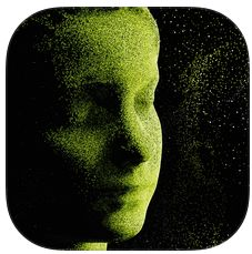 The human Face of Big Data App Icon