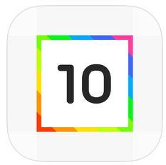 Kannst Du bis 10 zählen? Dann versuche mal diese heute kostenlose App…