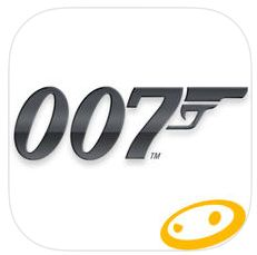 James Bond: World of Espionage für iPhone und iPad erschienen