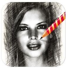 Tolle Zeichnungen über die iPhone oder iPad Kamera ganz einfach erstellen – die App dafür ist gerade gratis